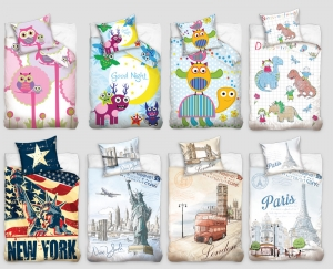 Dla dzieci i młodzieży - nowa kolekcja pościeli