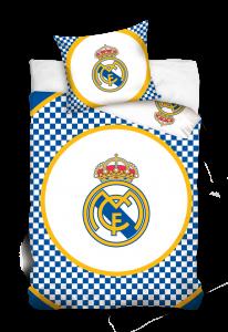 TYP PRODUKTU: Pościel KOD PRODUKTU: RM8023 LICENCJA: Real Madrid