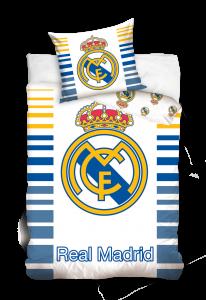 TYP PRODUKTU: Pościel KOD PRODUKTU: RM8033 LICENCJA: Real Madrid