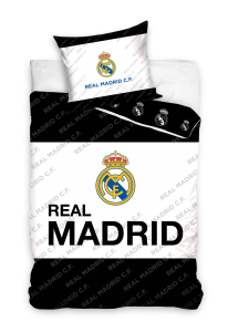 TYP PRODUKTU: Pościel KOD PRODUKTU: RM16_4004 LICENCJA: Real Madrid
