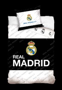 TYP PRODUKTU: Pościel KOD PRODUKTU: RM16_4005 LICENCJA: Real Madrid