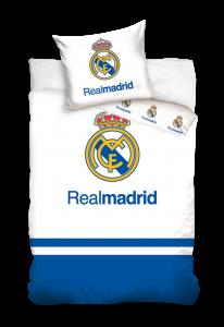 TYP PRODUKTU: Pościel KOD PRODUKTU: RM2005 LICENCJA: Real Madrid