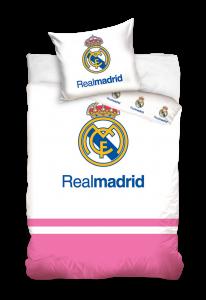 TYP PRODUKTU: Pościel KOD PRODUKTU: RM2006 LICENCJA: Real Madrid
