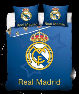 TYP PRODUKTU: Pościel KOD PRODUKTU: RM161005  LICENCJA: Real Madrid
