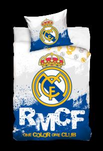 TYP PRODUKTU: Pościel KOD PRODUKTU: RM162011 LICENCJA: Real Madrid