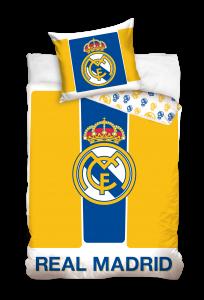 TYP PRODUKTU: Pościel KOD PRODUKTU: RM163002 LICENCJA: Real Madrid
