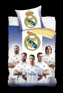 TYP PRODUKTU: Pościel KOD PRODUKTU: RM163022 LICENCJA: Real Madrid