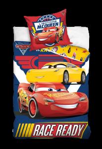 TYP PRODUKTU: Pościel KOD PRODUKTU: CARS31171001 LICENCJA: Disney Cars 3