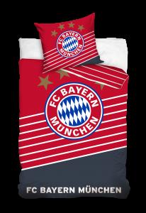 TYP PRODUKTU: Pościel KOD PRODUKTU: BMFC02 LICENCJA: FC Bayern Munchen