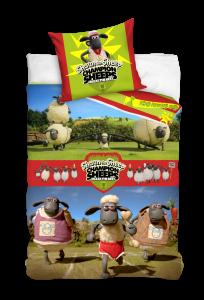 TYP PRODUKTU: Pościel KOD PRODUKTU: BS163001 LICENCJA: Shaun the Sheep