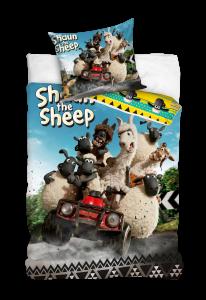 TYP PRODUKTU: Pościel KOD PRODUKTU: BS16_2001 LICENCJA: Shaun the Sheep