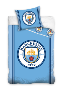 TYP PRODUKTU: Pościel KOD PRODUKTU: MCFC16_1001 LICENCJA: Manchester City