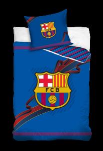TYP PRODUKTU: Pościel KOD PRODUKTU: FCB16_4002 LICENCJA: FC Barcelona Rozmiar: 160x200+70x80/140x200+70x80
