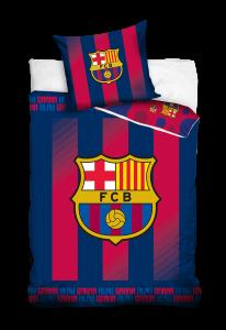 TYP PRODUKTU: Pościel KOD PRODUKTU: FCB16_4008 LICENCJA: FC Barcelona Rozmiar: 160x200+70x80/140x200+70x80