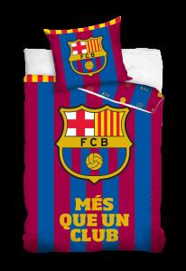 TYP PRODUKTU: Pościel KOD PRODUKTU: FCB161023 LICENCJA: FC Barcelona Rozmiar: 160x200+70x80/140x200+70x80