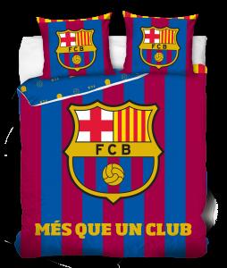 TYP PRODUKTU: Pościel KOD PRODUKTU: FCB161029 LICENCJA: FC Barcelona Rozmiar: 220x200+2x70x80