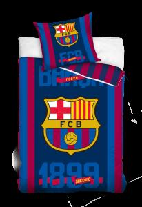 TYP PRODUKTU: Pościel KOD PRODUKTU: FCB8025 LICENCJA: FC Barcelona Rozmiar: 160x200+70x80/140x200+70x80