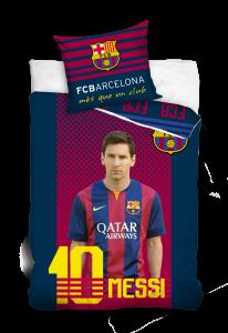 TYP PRODUKTU: Pościel KOD PRODUKTU: FCB9006 LICENCJA: FC Barcelona Rozmiar: 160x200+70x80/140x200+70x80
