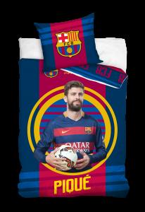 TYP PRODUKTU: Pościel KOD PRODUKTU: FCB9007 LICENCJA: FC Barcelona Rozmiar: 160x200+70x80/140x200+70x80