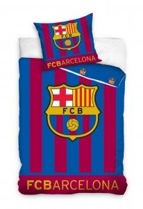 TYP PRODUKTU: Pościel KOD PRODUKTU: FCB16_1001 LICENCJA: FC Barcelona Rozmiar: 160x200+70x80/140x200+70x80 GLOW IN THE DARK