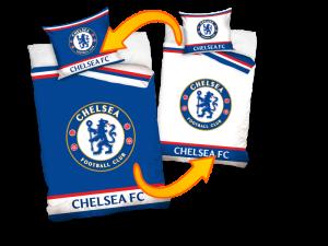 TYP PRODUKTU: Pościel KOD PRODUKTU: CFC16_1003 LICENCJA: Chelsea FC