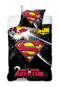 TYP PRODUKTU: Pościel KOD PRODUKTU: SUP161006 LICENCJA: Superman