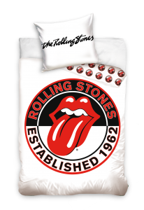 TYPE OF PRODUCT: Bed linen KOD PRODUKTU: RS1001 LICENCE: The Rolling Stones