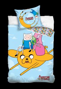 TYP PRODUKTU: Pościel KOD PRODUKTU: AT163008 LICENCJA: Adventure Time