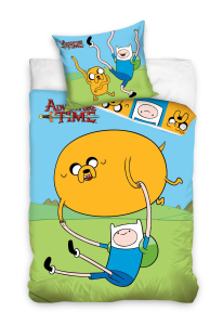 TYP PRODUKTU: Pościel KOD PRODUKTU: AT16_1002 LICENCJA: Adventure Time