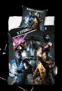 TYP PRODUKTU: Pościel KOD PRODUKTU:  MK161003 LICENCJA: Mortal Kombat X