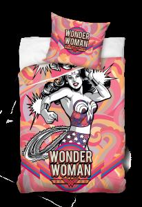 TYP PRODUKTU: Pościel KOD PRODUKTU: WW16_1001 LICENCJA: Wonder Woman