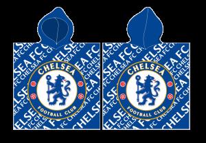 TYP PRODUKTU: Poncho KOD PRODUKTU: CFC161014 LICENCJA: Chelsea FC