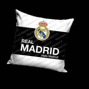 TYP PRODUKTU: Poduszka KOD PRODUKTU: RM16_4005 LICENCJA: Real Madrid