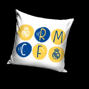 TYP PRODUKTU: Poduszka KOD PRODUKTU: RM163010 LICENCJA: Real Madrid