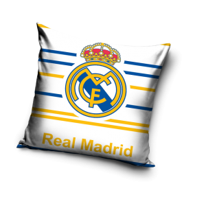 TYP PRODUKTU: Poduszka KOD PRODUKTU: RM8007 LICENCJA: Real Madrid