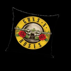 TYP PRODUKTU: Poduszka KOD PRODUKTU: GNR8001PILLOW LICENCJA: Guns'n'Roses