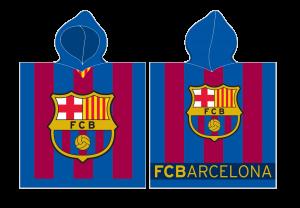 TYP PRODUKTU: Poncho KOD PRODUKTU: FCB8001 LICENCJA: FC Barcelona