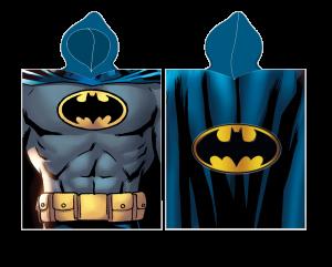 TYP PRODUKTU: Poncho KOD PRODUKTU: BAT163015 LICENCJA: Batman