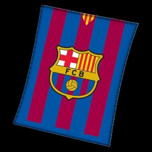 TYP PRODUKTU: Koc KOD PRODUKTU: FCB8018 LICENCJA: FC Barcelona