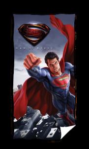 TYP PRODUKTU: Ręcznik LICENCJA: Superman