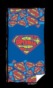 TYP PRODUKTU: Ręcznik KOD PRODUKTU: SUP163012 LICENCJA: Superman