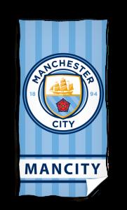 TYP PRODUKTU: Ręcznik LICENCJA: Manchester City