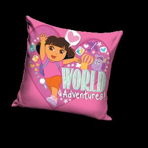 TYP PRODUKTU: Poduszka KOD PRODUKTU: DOR16_3007 LICENCJA: Dora Explorer