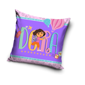 TYP PRODUKTU: Poduszka KOD PRODUKTU: DOR16_3009 LICENCJA: Dora Explorer