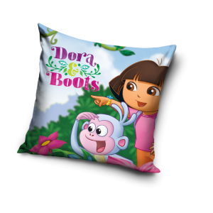 TYP PRODUKTU: Poduszka KOD PRODUKTU:DOR162010 LICENCJA: Dora Explorer