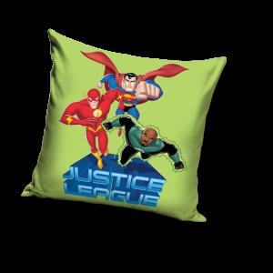 TYP PRODUKTU: Poduszka KOD PRODUKTU: JL8002 LICENCJA: Justice League