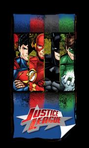 TYP PRODUKTU: Ręcznik KOD PRODUKTU: JL8001 LICENCJA: Justice League