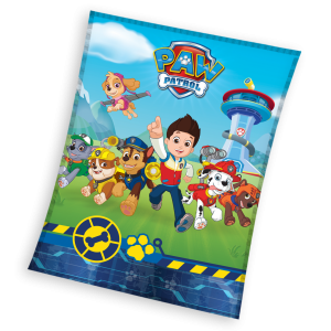 TYPE OF PRODUCT: Fleece PRODUCT CODE: PAW16_2002 LICENCE: Paw Patrol