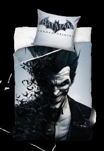 TYP PRODUKTU: Pościel KOD PRODUKTU: BATARK161004 LICENCJA: Batman Arkham