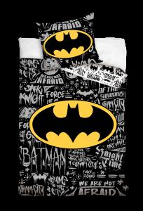 TYP PRODUKTU: Pościel KOD PRODUKTU: BAT163017 LICENCJA: Batman